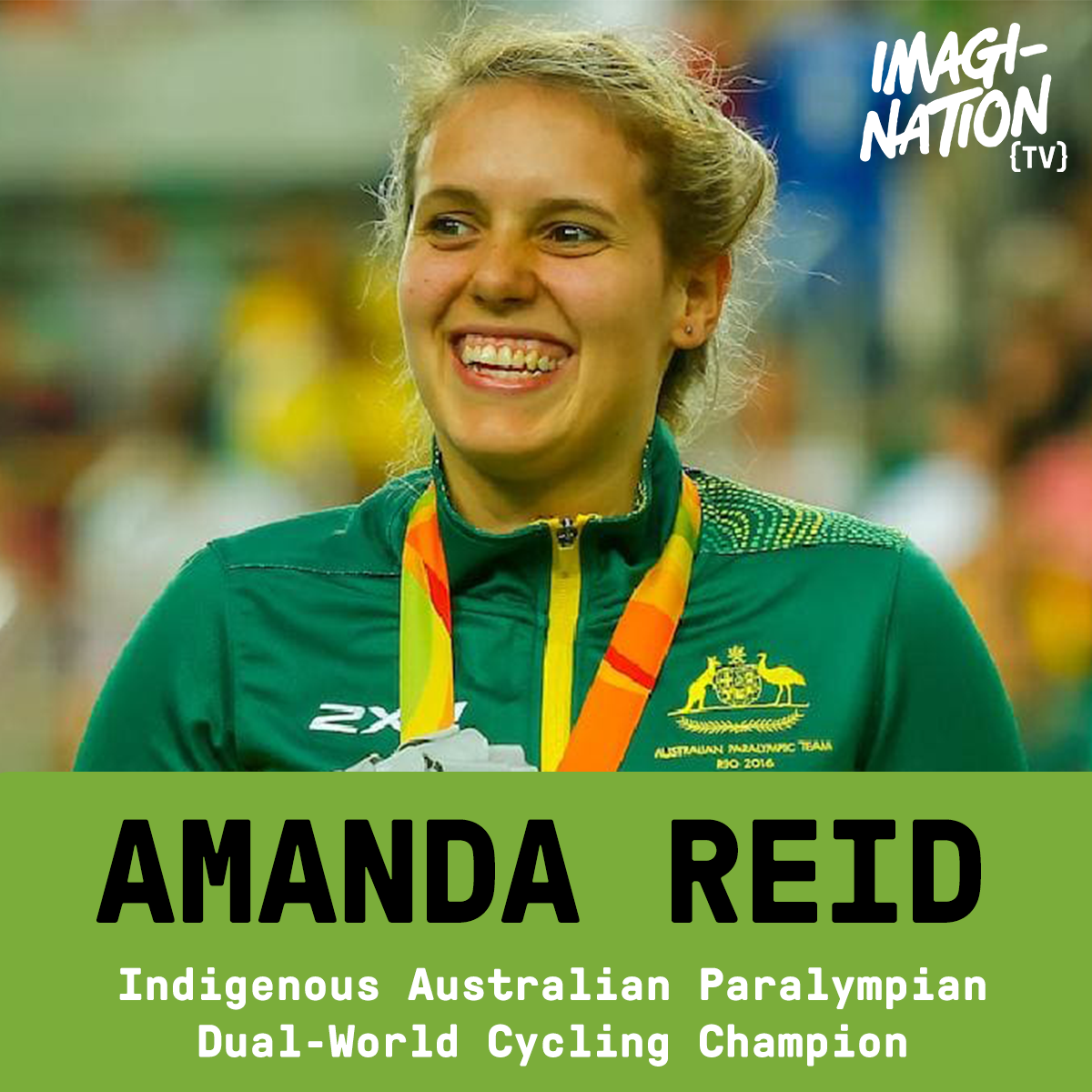 """Q&A - AMANDA REID ON DISCRIMINATION, BULLYING AND WINNING: """"I just leave it all on the track"""""""