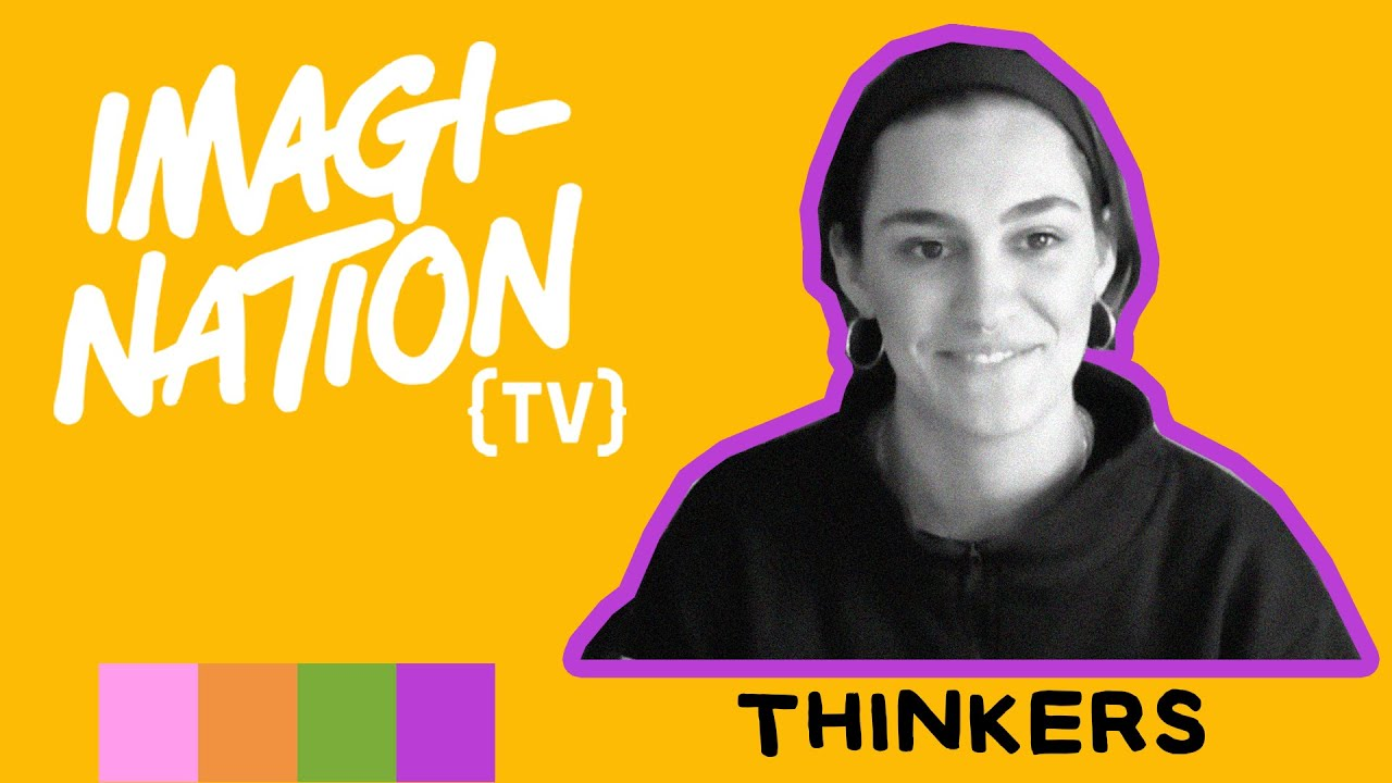 Sianna Catullo speaks about setting and achieving goals | IMAGI-NATION{TV} 78