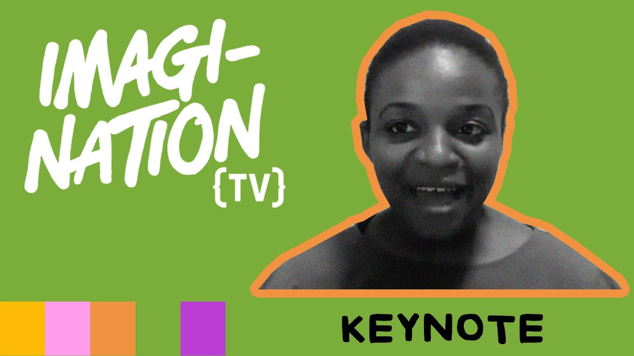 Julie Owono & more speak about access to information | IMAGI-NATION{TV} 91