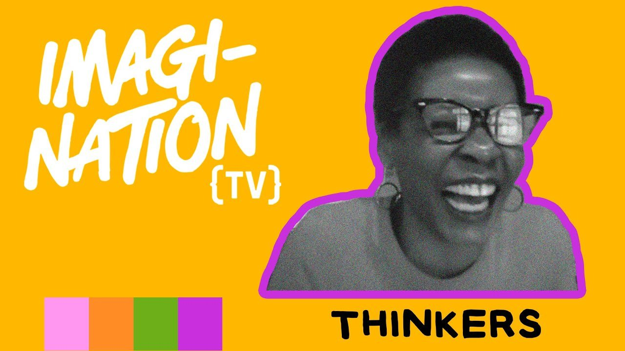 Patricia Amira & more talk about knowing yourself   IMAGI-NATION{TV} 44