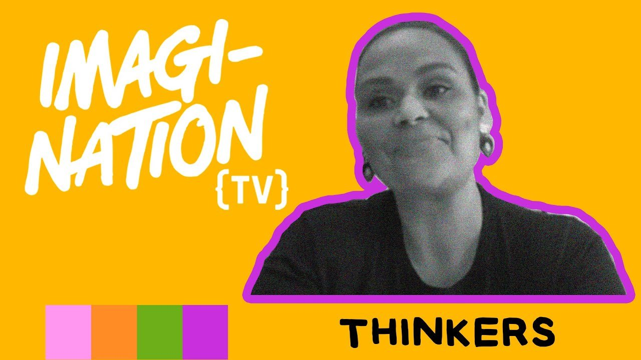 Yarraka Bayles & More on the Importance of Asking Questions   IMAGI-NATION{TV} 29
