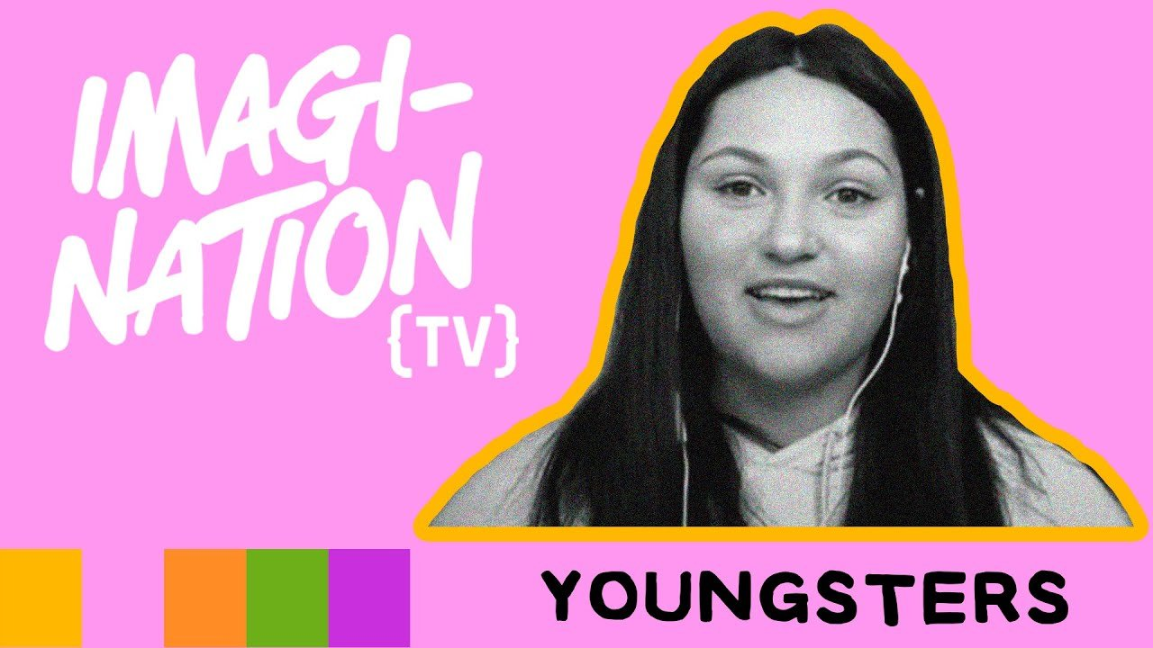 The Youngsters take on presidential speeches | IMAGI-NATION{TV} 7