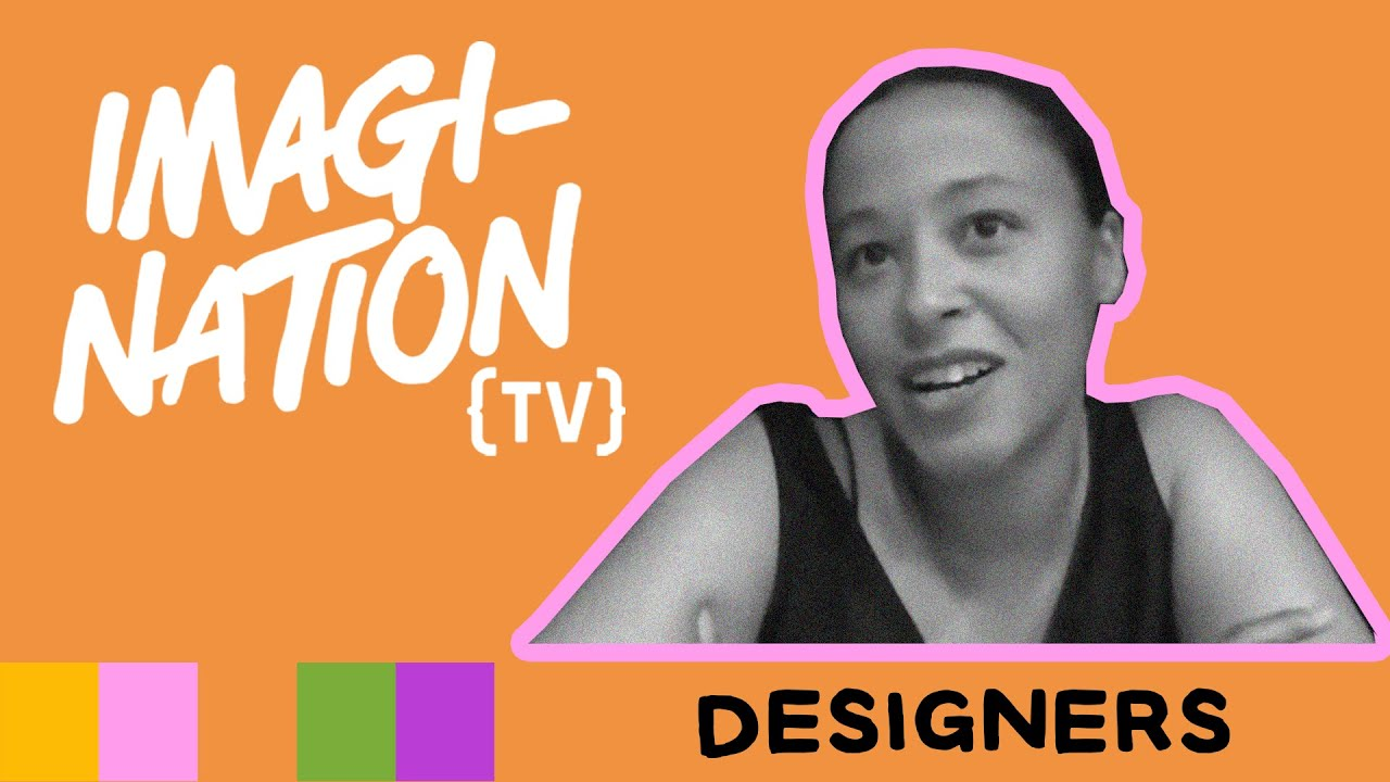 Fanny Damiette speaks about the recent global shift in values | IMAGI-NATION{TV} 90