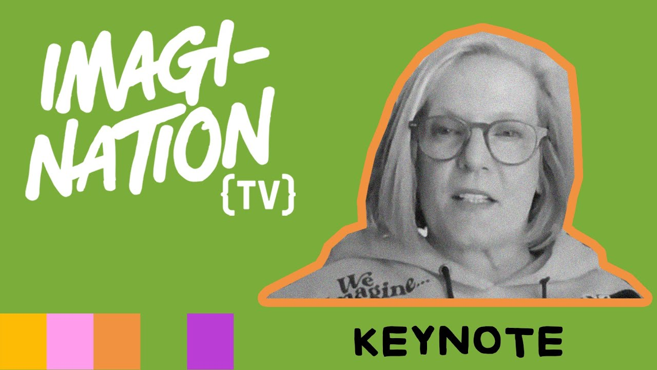 Lucy Turnbull & more talk about transformational spaces | IMAGI-NATION{TV} 96